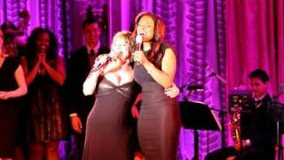 "Patti LuPone and Audra McDonald -- ""Get Happy"" / ""Happy Days Are Here Again"" (2011)"