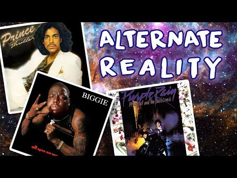 Music From An Alternate Reality