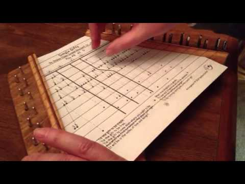 image regarding Free Printable Lap Harp Sheet Music identified as Lap Harp Giveaway - Instruction Small children Songs