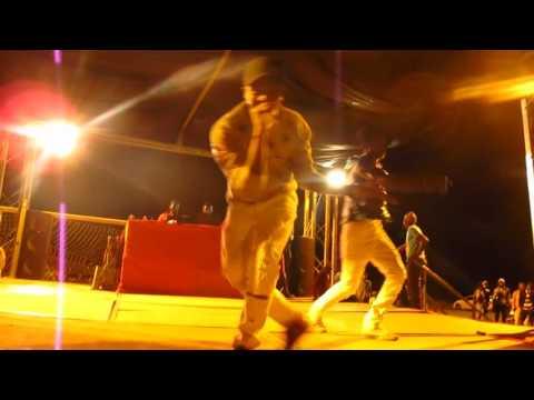 Acolly Mandiza-Muimeleli performance at the Afri dzonga music Awards