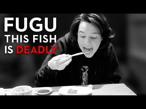 The Japanese Food That Could've Killed Me.