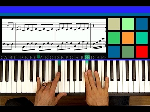 How To Play Dawn Piano Tutorial Part 1 Pride & Prejudice