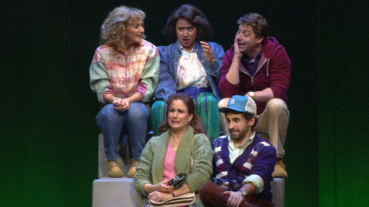 "FALSETTOS - ""The Baseball Game"""