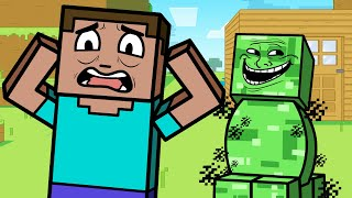 Minecraft Logic | Cartoon Animation