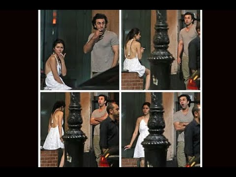 In Graphics: Ranbir Kapoor and Mahira Khan caught and clicked in New York City, View Pics