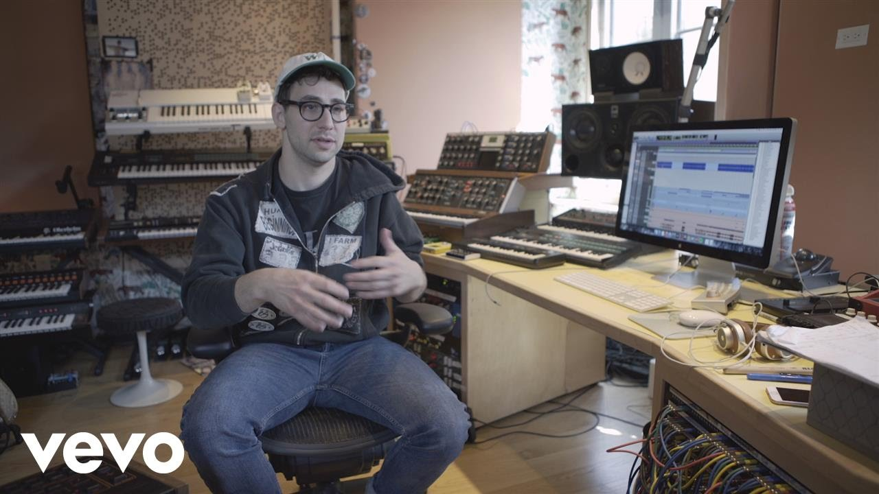 Bleachers - Making Of Don't Take The Money