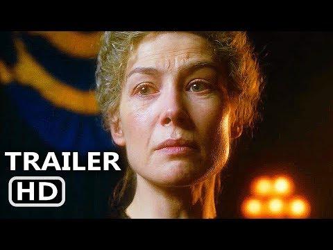RADIOACTIVE Official Trailer (2019) Rosamund Pike, Anya Taylor-Joy Movie HD