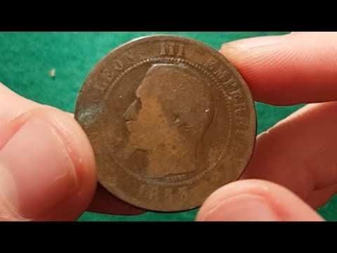 A Decent French Coin??? Worldwide Coin Hunt #8