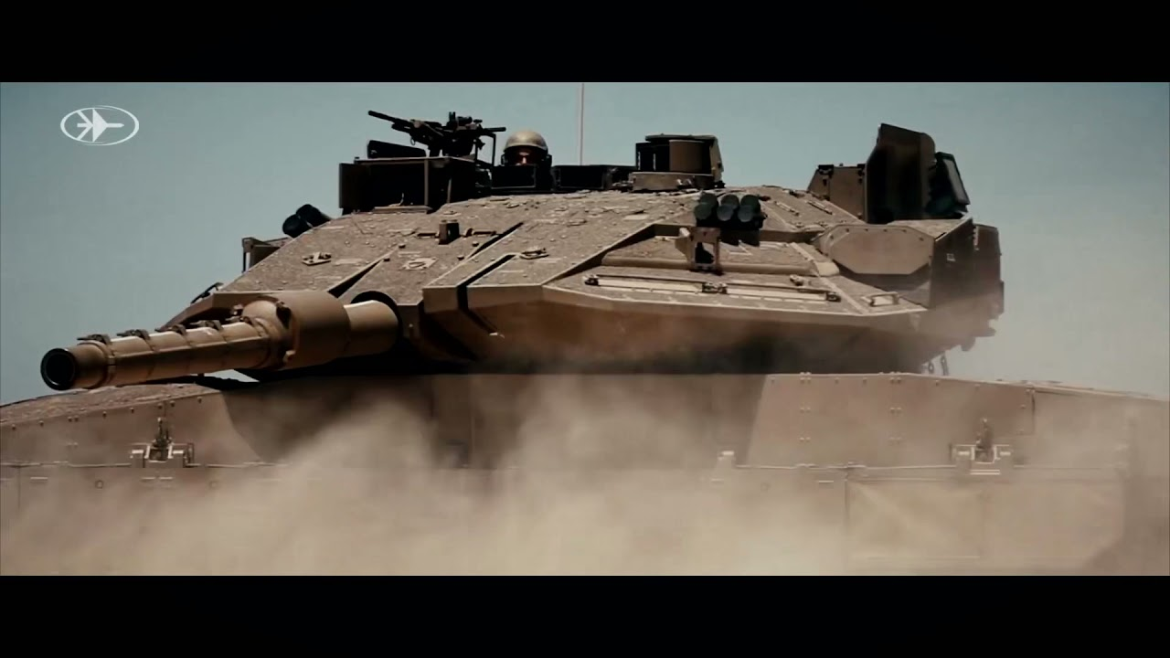 Rafael Advanced Defense: Trophy Active Protection System in Action