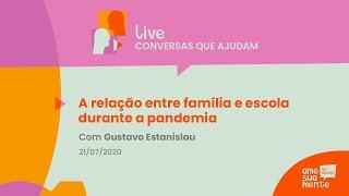 Videoconferência A relação entre família e escola durante a pandemia