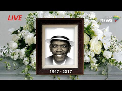 Ray Phiri Special Provincial Official Funeral, 22 July 2017