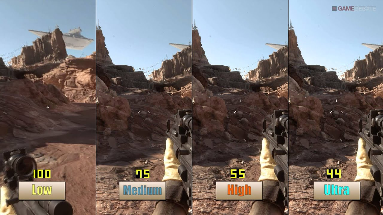 Star Wars Battlefront System Requirements Can I Run Star Wars Battlefront 2015 Pc Requirements