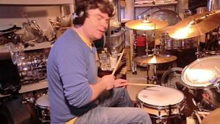 MISTY MOUNTAIN HOP * DRUM LESSON  Led Zeppelin