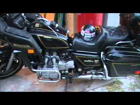 1980 Honda Goldwing Gl1100 Youtube