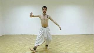 Bharata Natyam. Shiva Tandava