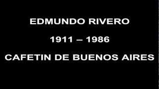 EDMUNDO RIVERO - CAFETIN DE BUENOS AIRES - MIGUEL ÁNGEL DIEL