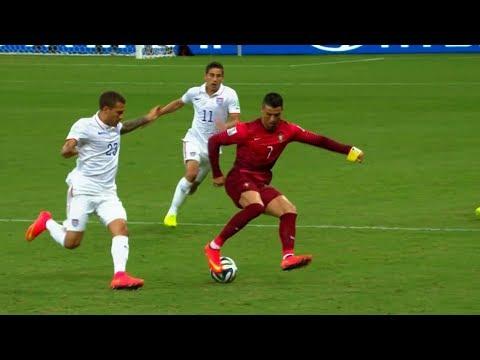 20 Humiliating Skill Moves by Cristiano Ronaldo