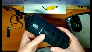 ZEALOT S8 HiFi Stereo Bluetooth Speaker