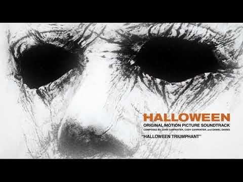 John Carpenter - Halloween Triumphant (Official 2018 Halloween Soundtrack Audio)