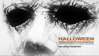 John Carpenter - Halloween Triumphant (Official 2018 Halloween Soundtr