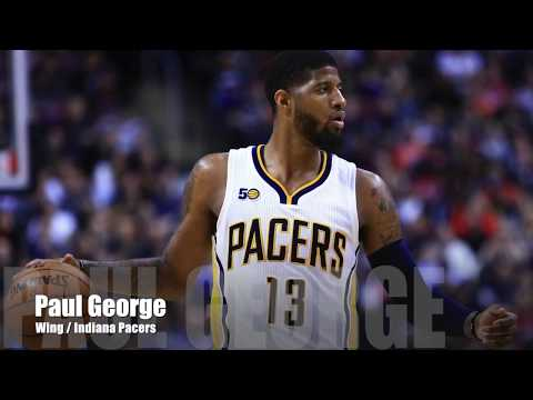 Paul George Isolation 2016-17 Season