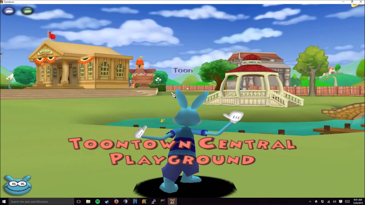 Toontown Archive - First Look