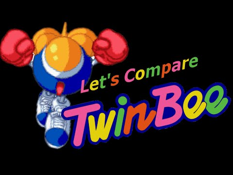 Let's Compare ( TwinBee )
