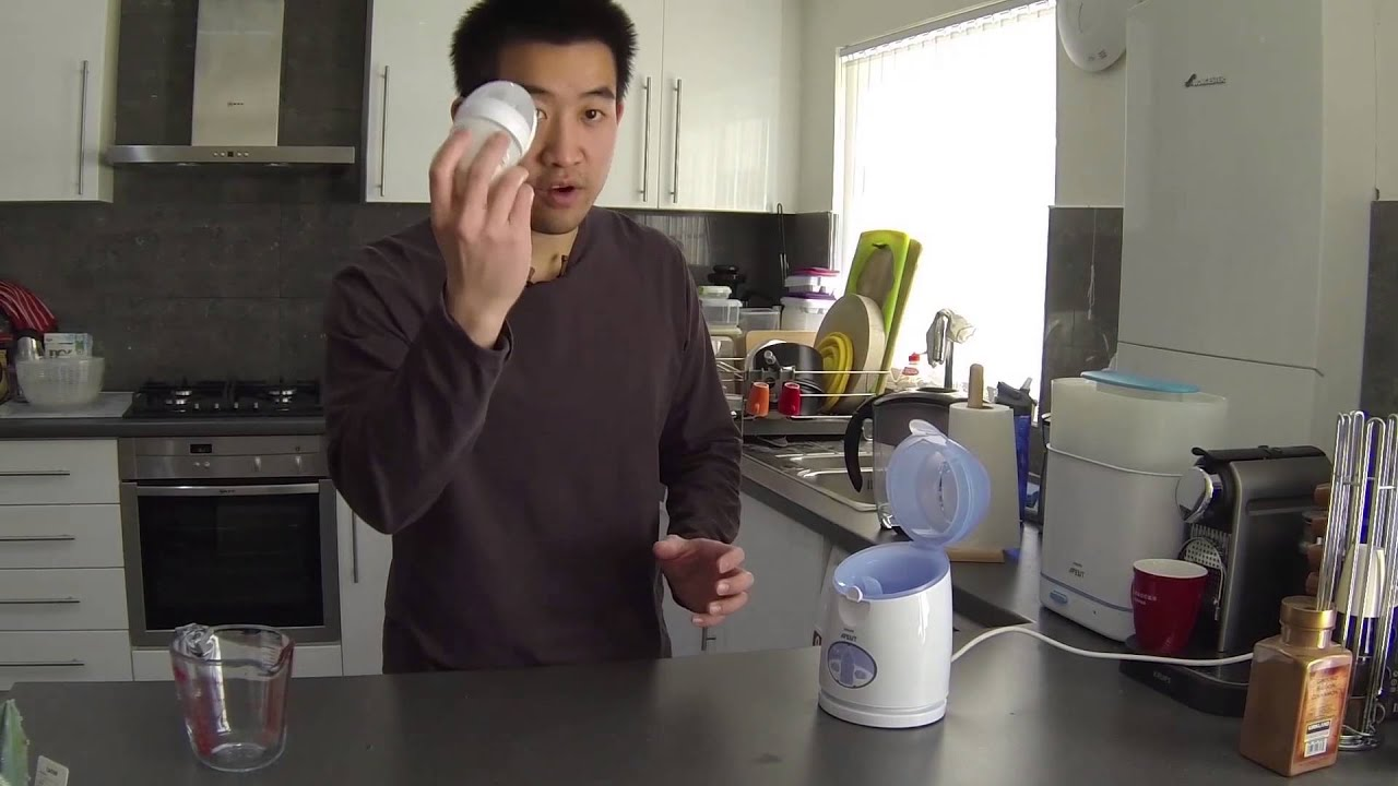 Philips Avent Digital Bottle And Food Warmer Review Youtube