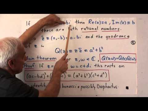 The rotation problem and Hamilton's discovery of quaternions I | Famous Math Problems 13a