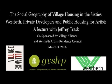 The Social Geography of Village Housing in the Sixties