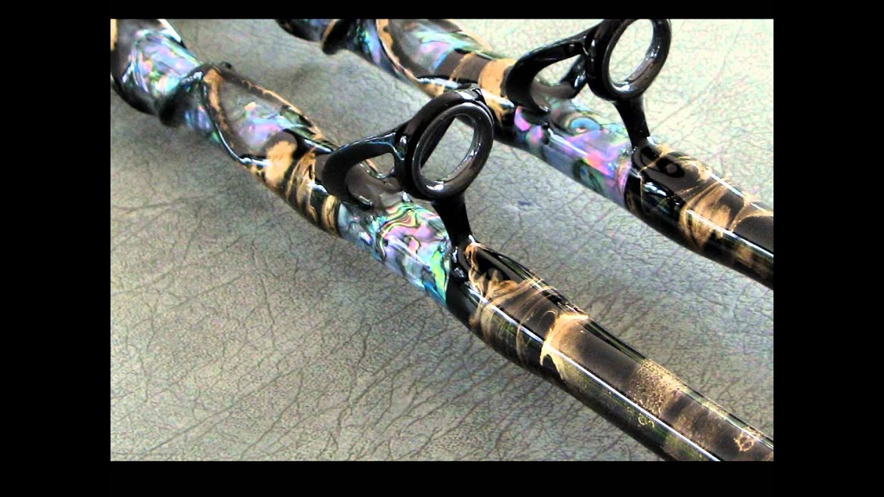 Abalone phenix hybrid big game fishing rods youtube for Big game fishing rods