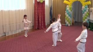 марийский танец, детский сад №40, г. Уфа