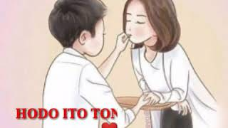 Gambar cover Lirik Lagu Hodo ito tondi-tondiki..