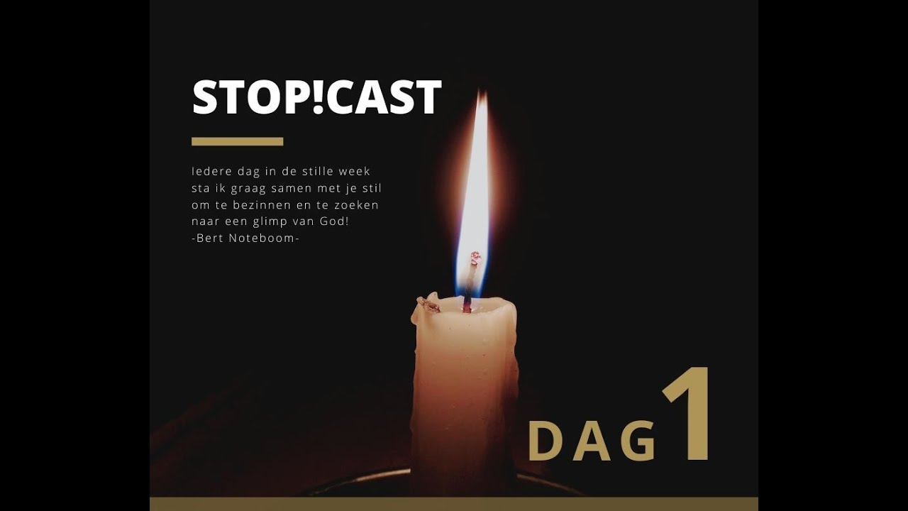 Onze podcast is van start gegaan!