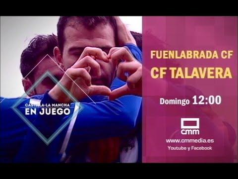 DIRECTO: CF FUENLABRADA - CF TALAVERA