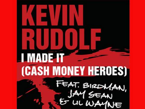 WrestleMania: I Made It by Kevin Rudolf is the