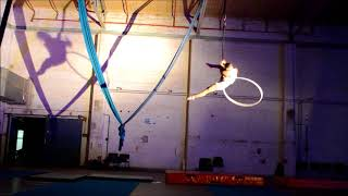Open Stage Night at Aerial Arts Festival Austria 2017