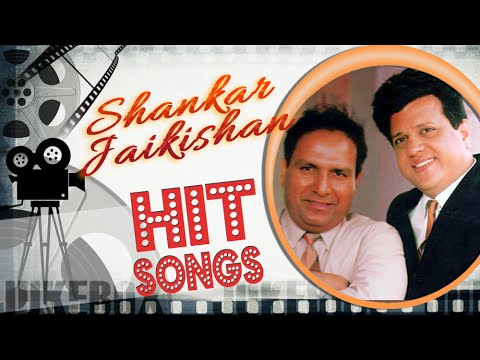 Shankar Jaikishan Hit Songs | Evergreen Hit Hindi Songs | Jukebox Collection