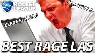 TANO PASMAN DEL ROCKET! Rocket League en Español - GOTH