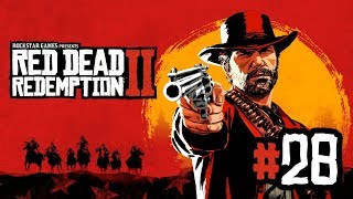 ВАМПИР В СЕН-ДЕНИ. ОГРАБЛЕНИЕ БАНКА В ВАЛЕНТАЙНЕ ● Red Dead Redemption 2 #28