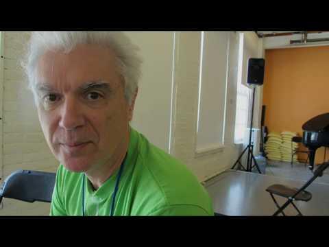 David Byrne talks about Asperger's