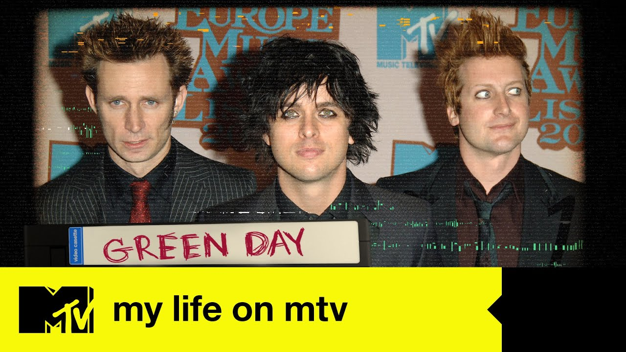 The Evolution of Green Day | My Life on MTV