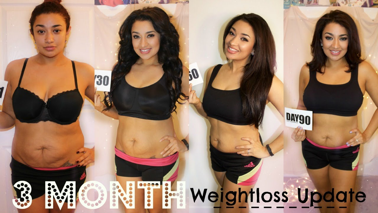WEIGHTLOSS UPDATE Using SHREDZ & GELV! | 3 Months Later! - YouTube