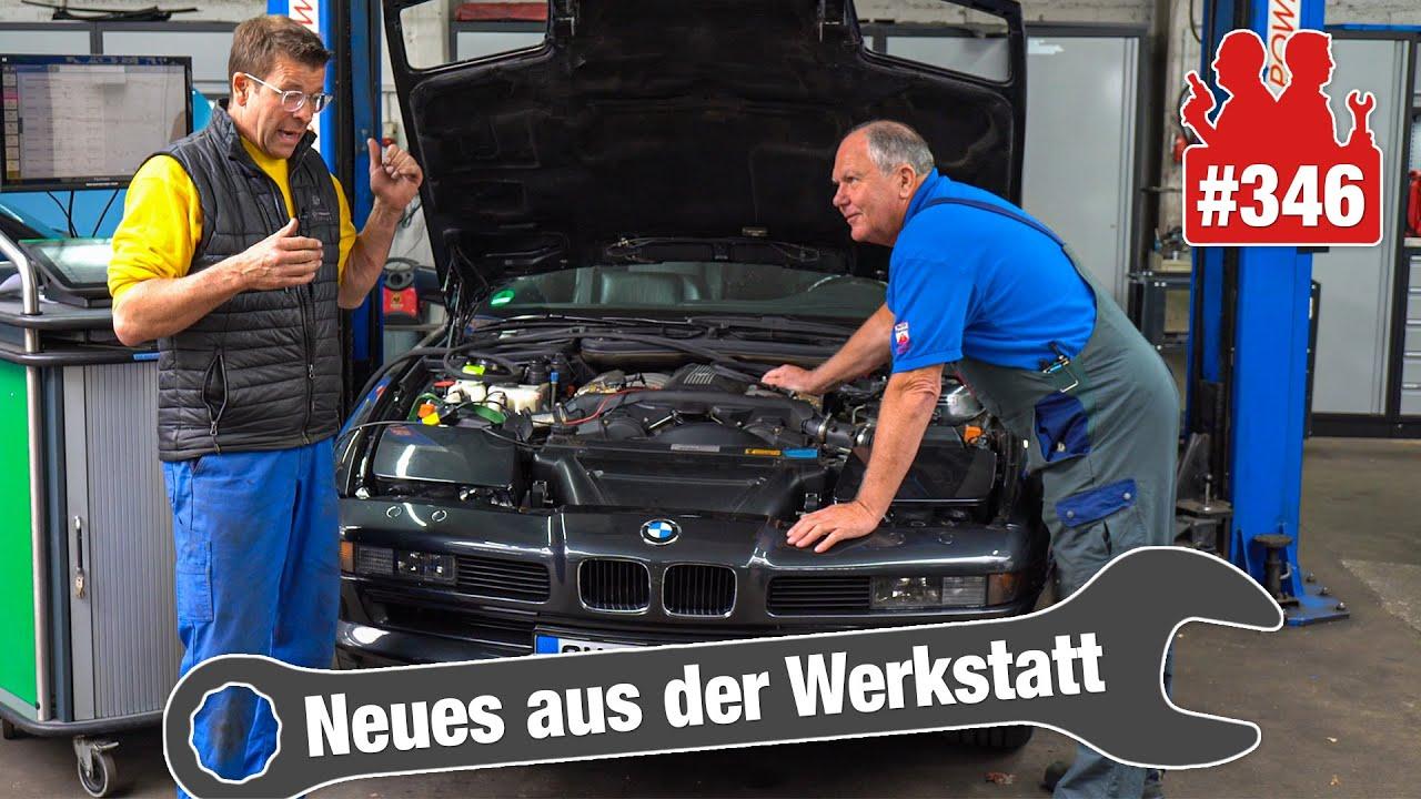 """Download ⚡️ Batterie-SPEZIAL!! ⚡️   8er BMW (V12) läuft """"NUR"""" noch auf 6 Zylindern! Luftmassenmesser kaputt?"""