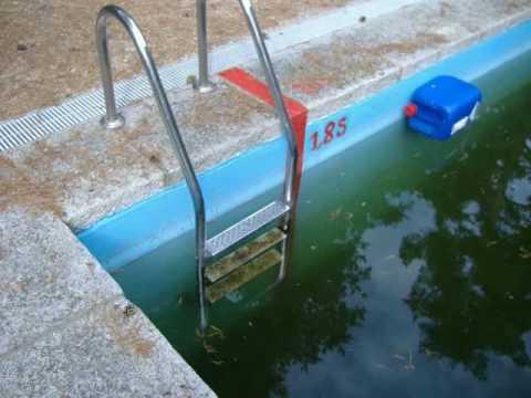 Ecopinttors impermeabilizacion piscina youtube for Impermeabilizacion piscinas