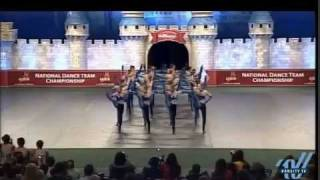Maine South Varsity Hawkettes- Nationals 2012