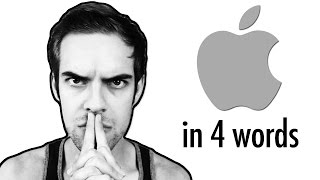 APPLE in 4 words (YIAY #151)