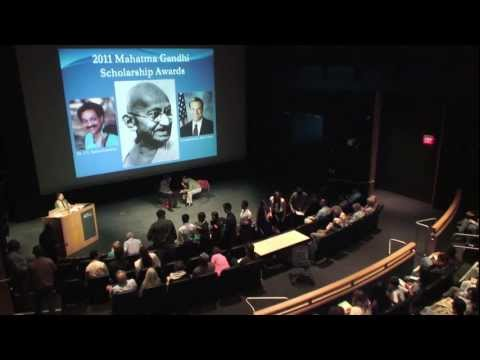 28th Annual Gandhi Memorial Lecture and Awards - Dr. V.S. Ramachandran