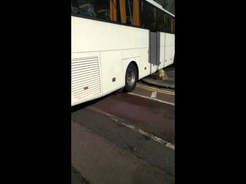 Coach driver failure :)
