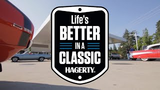 Life's Better in a Classic: Fueling up classic cars at classic prices